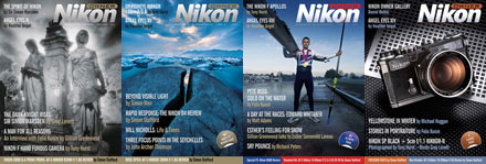 Nikon Owner magazine back issues