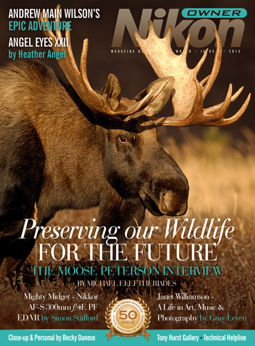 Nikon Owner Cover - Issue 50